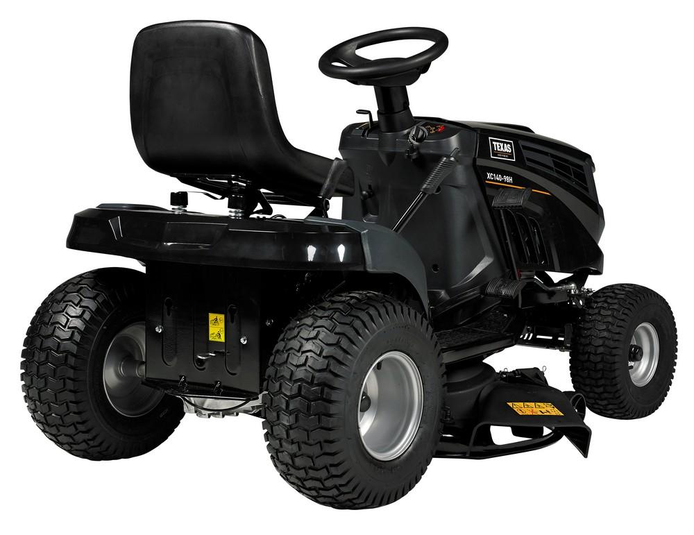 Trädgårdstraktor 432 cc - hydrostatisk transmission