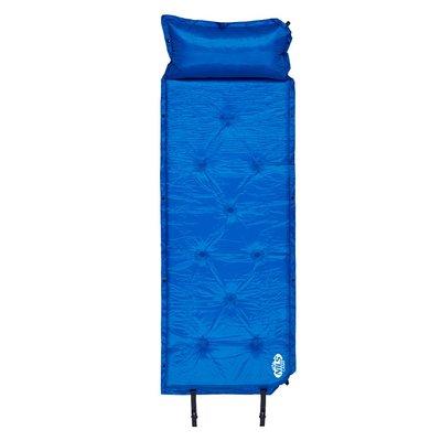 Liggunderlag med kudde (blå)NC4348