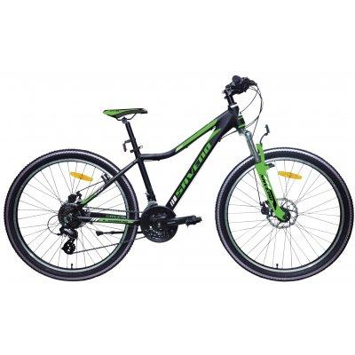 "Mountainbike - 26\\\"" svart/grön"