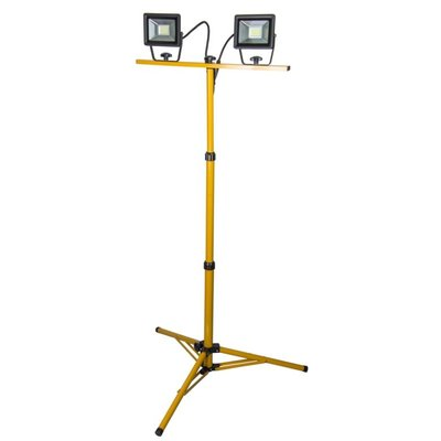 LED-strålkastare 2x30 W