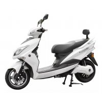 Elmoped 1800 W - Vit