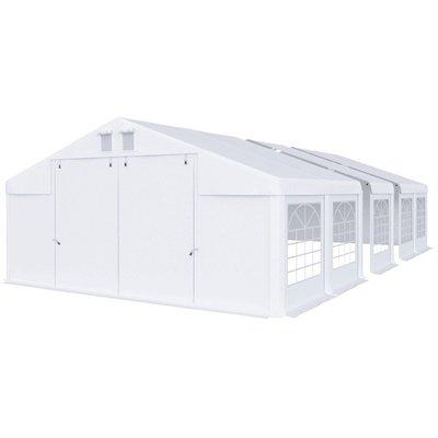 Partytält i PVC - 6 x 16 m
