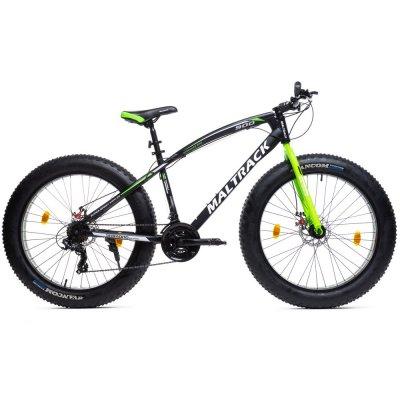 "Fat bike Jagura 26\\\"" - Grön"