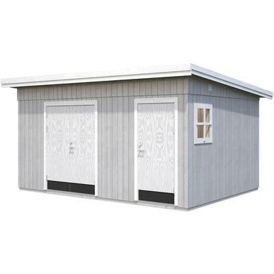 Kalle förrådsbod & cykelbod - 13,5 m²