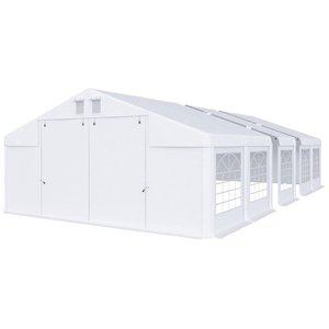 Partytält i PVC - 5 x 16 m