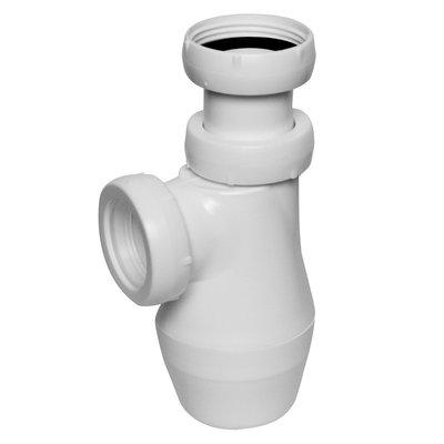 Pungvattenlås med sidoutlopp - G32x32