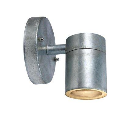 Drömsjö Vägglampa - Galvaniserad metall