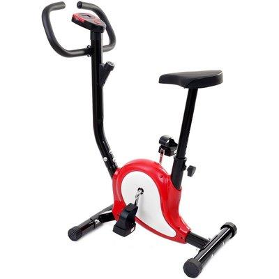 Träningscykel - Röd