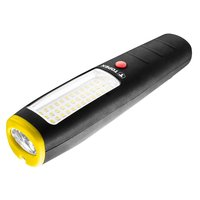 Batteridriven arbetslampa, 350 lm