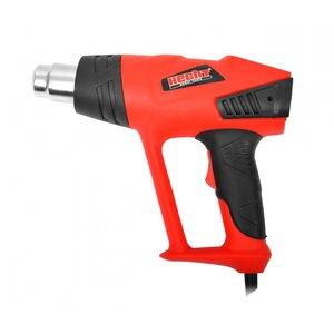 Varmluftspistol 80-600 °C