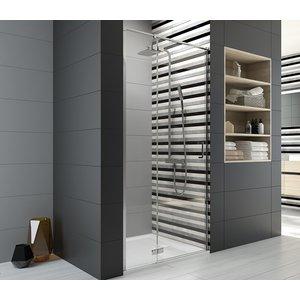 Duschdörr Free Line - 6mm glas (gavel + dörr H 200 cm)