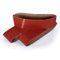 Sandpapper bandslip 5 st - Olika grovlekar