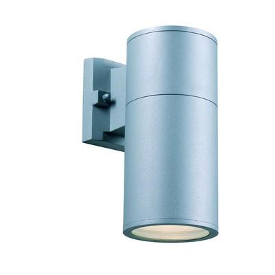 Alafors Vägglampa - Silvergrå