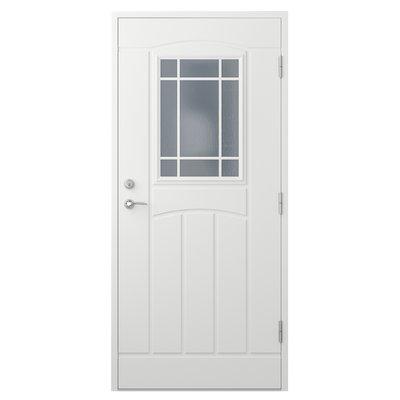 Ytterdörr Everlyn med glas - SP22