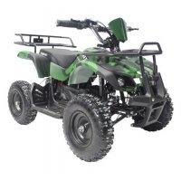 Elektrisk Mini-Fyrhjuling - 800W