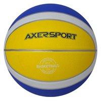 Basketboll - gul & blå (stl 7)