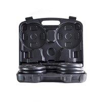Hantelset med väska SJ20 - 20 kg