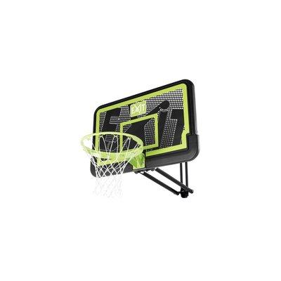 Basketkorg Galaxy med utstående väggmontering (PP)