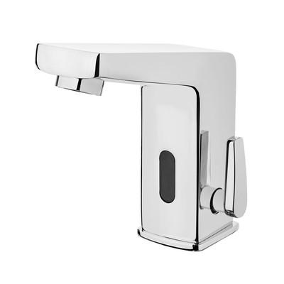 Tvättställsblandare med rörelsesensor - Krom
