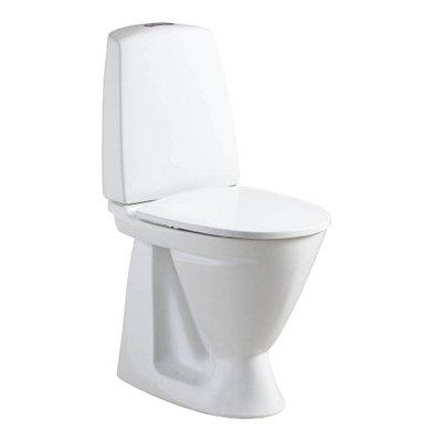 Ifö Sign WC-stol 6861, hög model