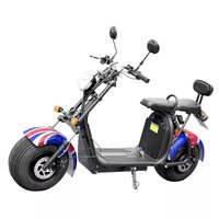 Elscooter 1500 W - UK