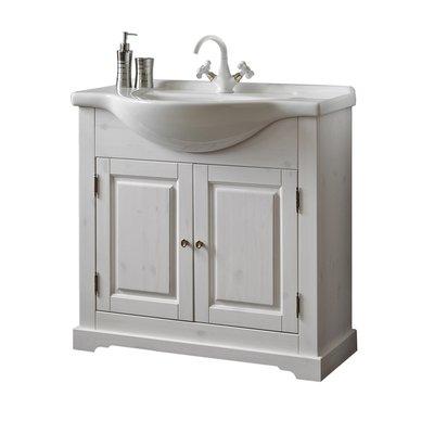 Tvättställsskåp Romantic FSC 861 - 85 cm