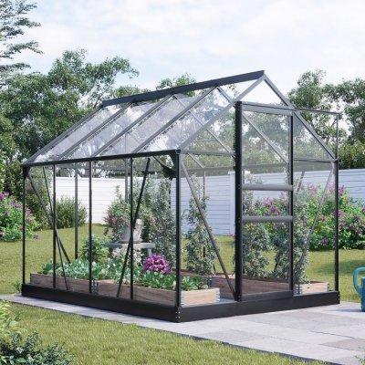 Växthus Neptunus - 5 m²