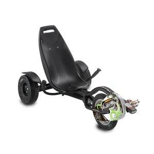 Trehjuling Triker Pro 100 - Svart