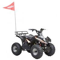 Elektrisk ATV - King - Svart