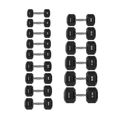 Hantel Hex Pro 2-60 kg