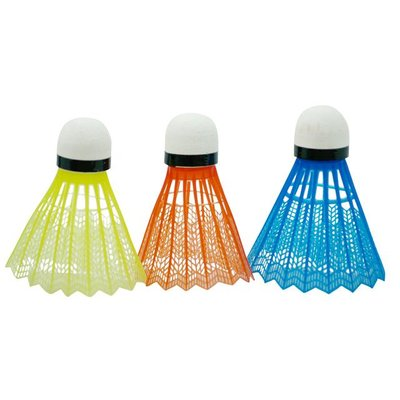 Badmintonbollar501 - 3 stycken