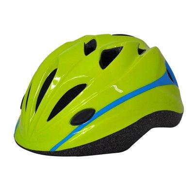 Cykelhjälm junior Cool, grön