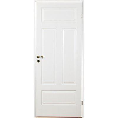Innerdörr Gotland - Dörr i gammal standard med 4:spegel-indelning (lättdörr)