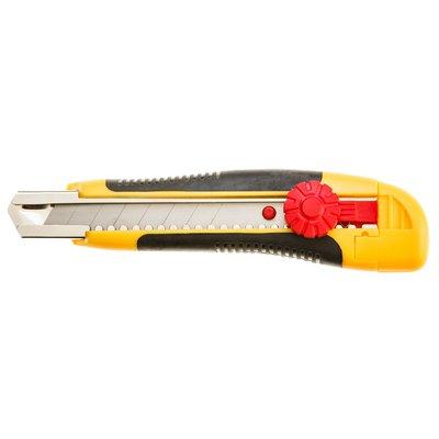 Brytbladskniv, 18 mm (ergo-grepp)