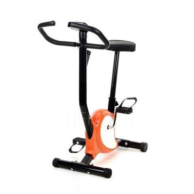 Träningscykel - Orange
