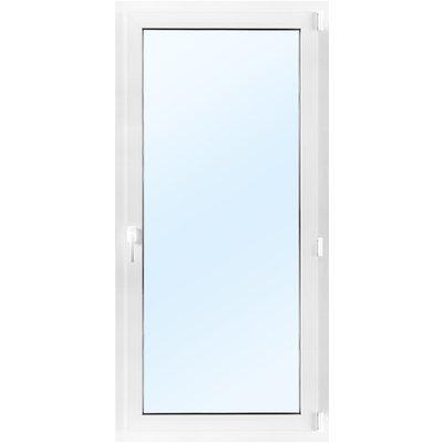 Fönsterdörr - 3-glas - Inåtgående - PVC - U-värde 0,96