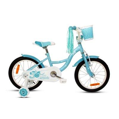 """Cykel D\\\'Goose 16\\\"""" - Sweetie - mint"""