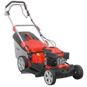 Bensindriven gräsklippare 48cm, självgående - 170cc