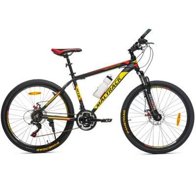 "Mountainbike Team 26\\\"" - Gul/Röd"