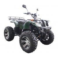 Elektrisk Fyrhjuling - 4200W (4WD)