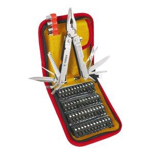 Multiverktyg med bits