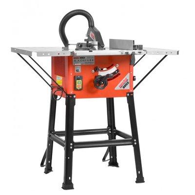 Bordscirkelsåg med bordsförlänging - 1600W