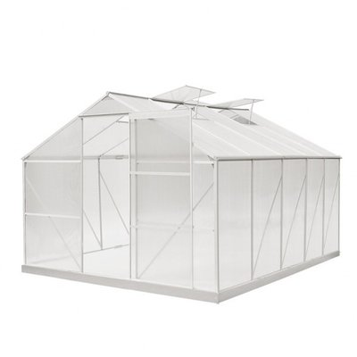 Växthus Gardener - 7,8 m²