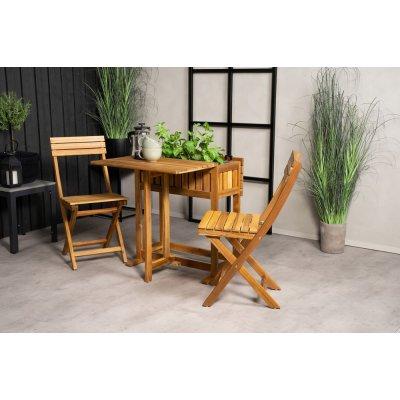 Malmby Café set - Acacia