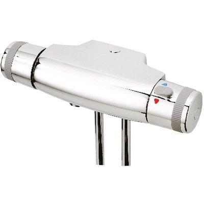 FM Mattsson Säkerhetsblandare för dusch (40 c/c), Origo Krom - 9485-0000