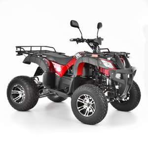 Fyrhjuling 2200 W - Röd