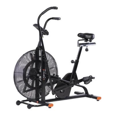 Airbike med träningsdator - Svart