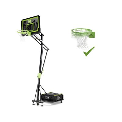Basketställning Galaxy - Flyttbar - Dunkbar (PP)