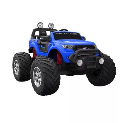 Elbil för barn Ford Ranger MT - blå