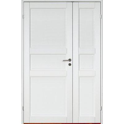 Innerdörr Kungsholmen med sidodörr - 3-spegel - Massiv